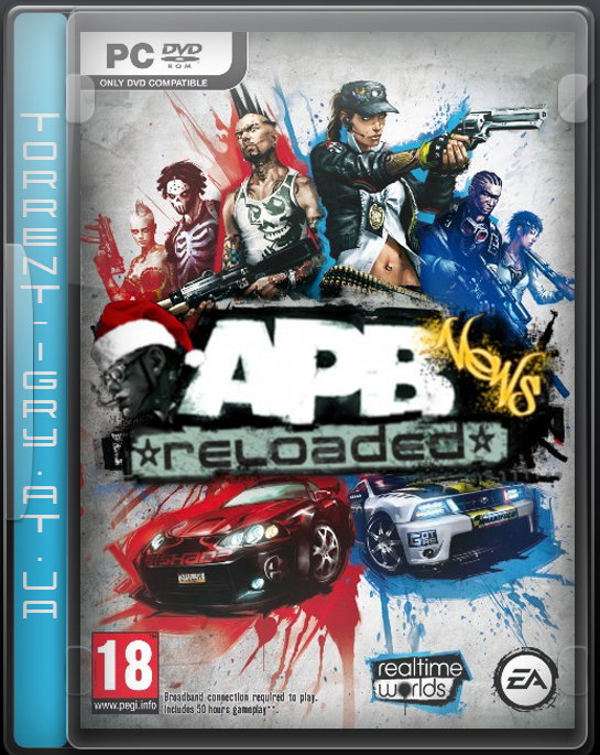 Скачать APB: Reloaded (All Points Bulletin) [ЗБТ] (2011/PC/Русский) торрент