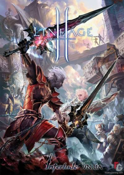 Скачать Lineage 2: Interlude (2008/PC/Rus) торрент