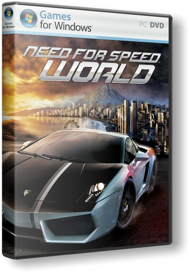 Скачать Need For Speed: World (2010/PC/Rus) торрент