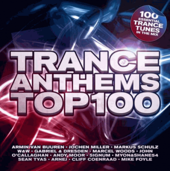 Скачать Trance Anthems Top 100 (2012 / MP3) торрент