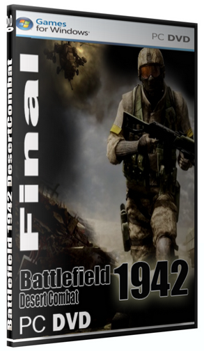 Скачать Battlefield 1942: Desert Combat Final (2004/PC/RePack/RUS) торрент