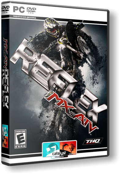 Скачать MX vs. ATV: Reflex (2010/PC/Русский) | RePack торрент