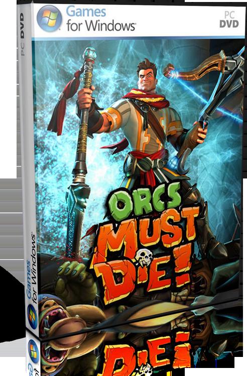 Скачать Orcs Must Die! (2011/PC/Русский) | RePack торрент