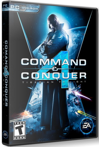 Скачать Command & Conquer 4: Tiberian Twilight (2010/PC/Русский) | RePack торрент