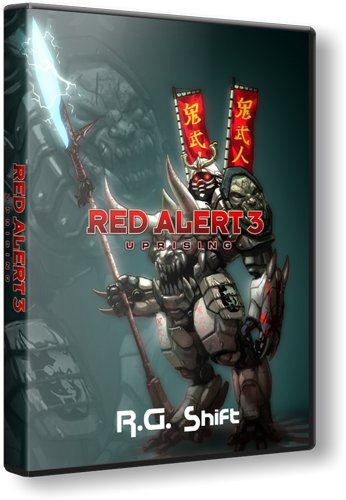 Скачать Command & Conquer: Red Alert 3 - Dilogy (2008 -2009/PC/Русский) | RePack торрент