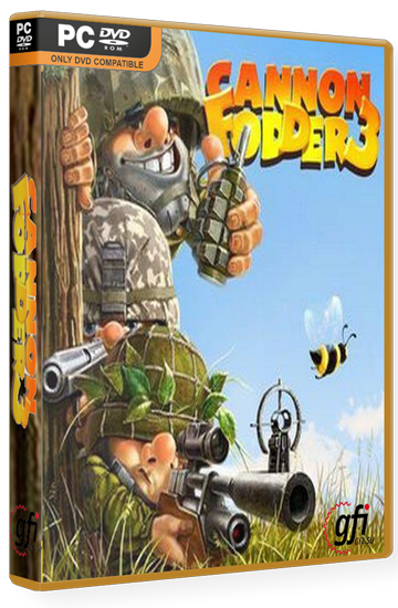 Скачать Cannon Fodder 3 (2011/PC/Русский) | RePack торрент